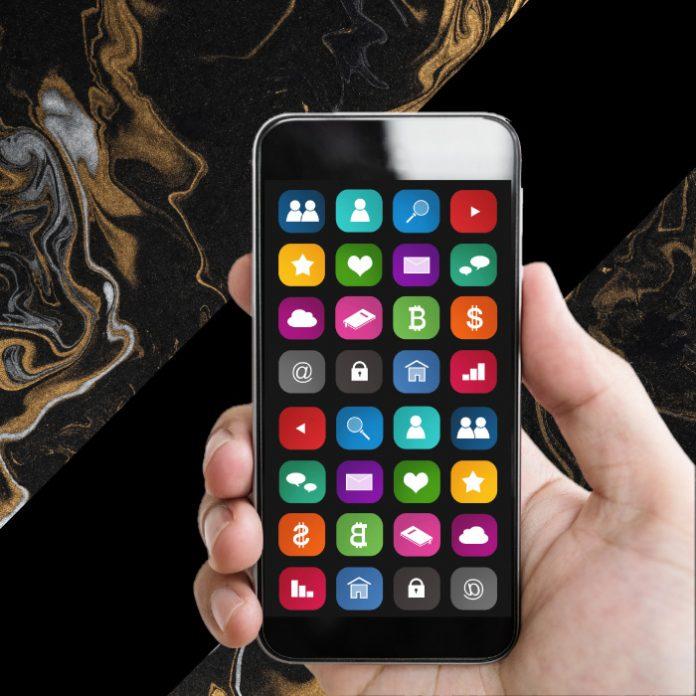 apps en modo oscuro