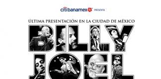Billy Joel en concierto CDMX