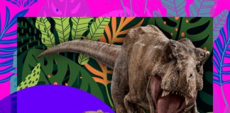"Jurassic World 3 busca ""extras"" para las escenas con dinosaurios"