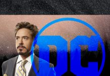 Robert Downey Jr DC Universe