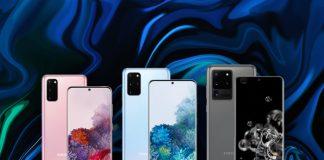 Samsung Galaxy S20 y Galaxy Z Flip