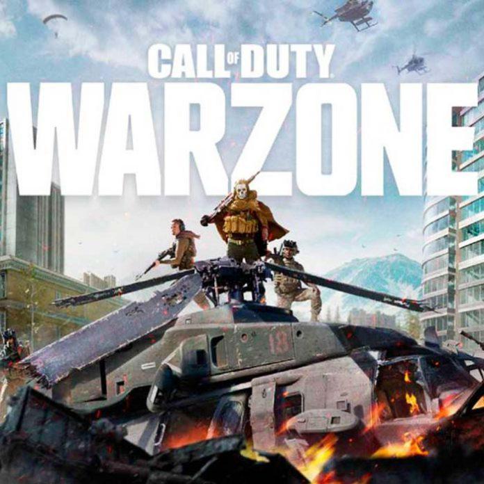 call of duty. warzone juego gratuito