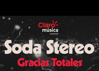 Soda Stereo concierto
