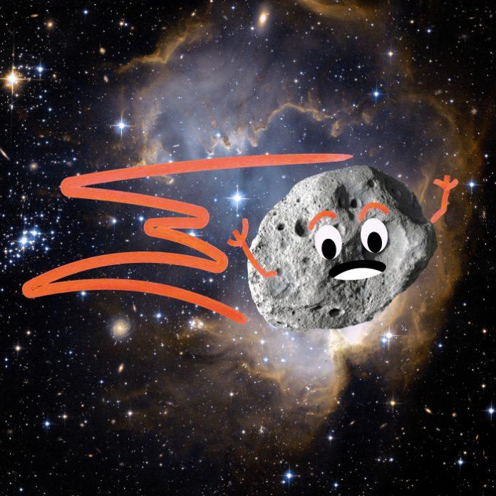 Nuevo asteroide NASA