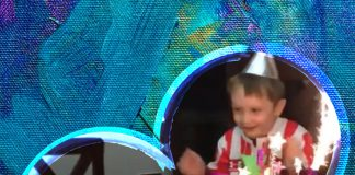 VIDEO VIRAL: Niño celebra su cumpleaños con videollamadas de sus amigos y familiares