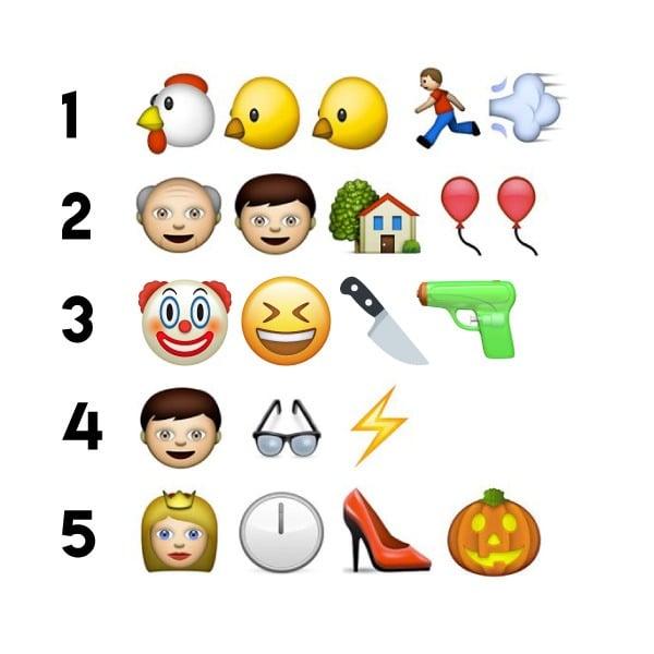 Emojis películas