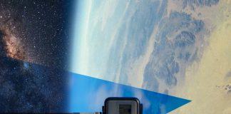 Las asombrosas imágenes que captó una GoPro extraviada en la estratosfera