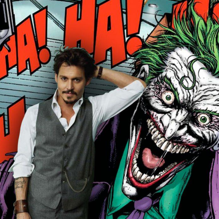 Johnny Depp Joker