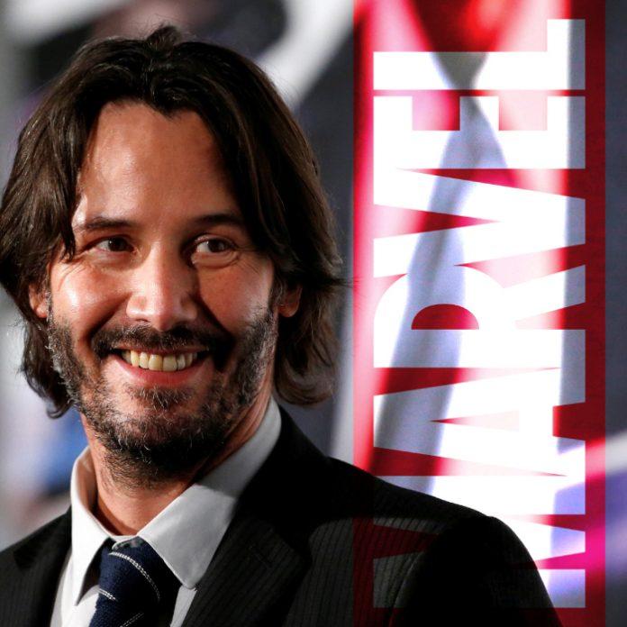 Keanu Reeves Marvel