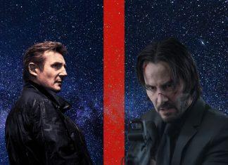 Liam Neeson John Wick Keanu Reeves