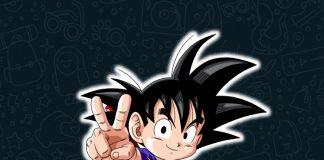 ¡Los mejores stickers Super Saiyajin para tu WhatsApp!