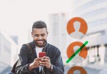 WhatsApp contactos bloqueados