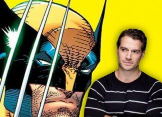 Henry Cavill Wolverine Marvel