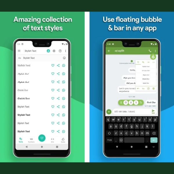 WhatsApp cambiar color texto