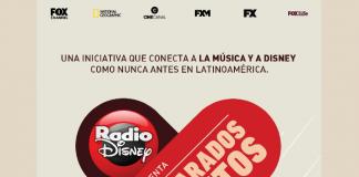 #SeparadosPeroJuntos concierto Radio Disney