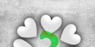 Significado emoji corazón blanco WhatsApp
