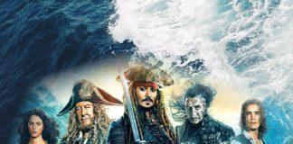 Piratas del Caribe Disney