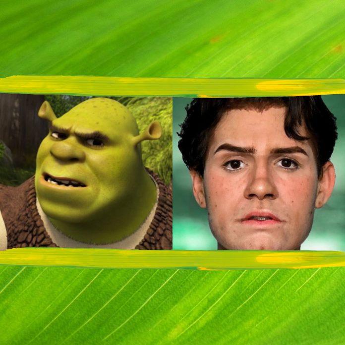Shrek versión real