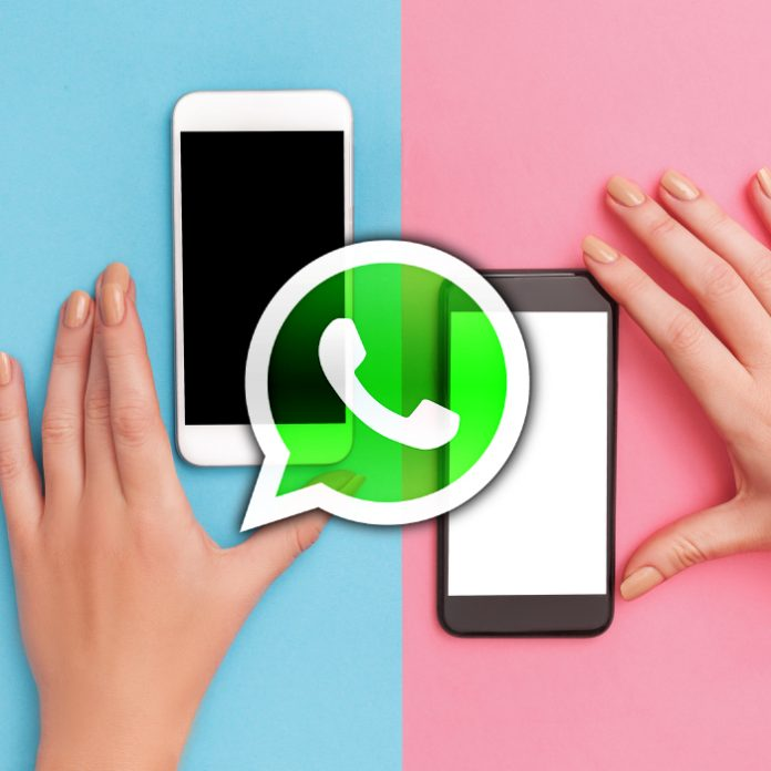 WhatsApp sesión dispositivos diferentes