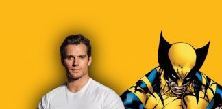 Henry Cavill Wolverine