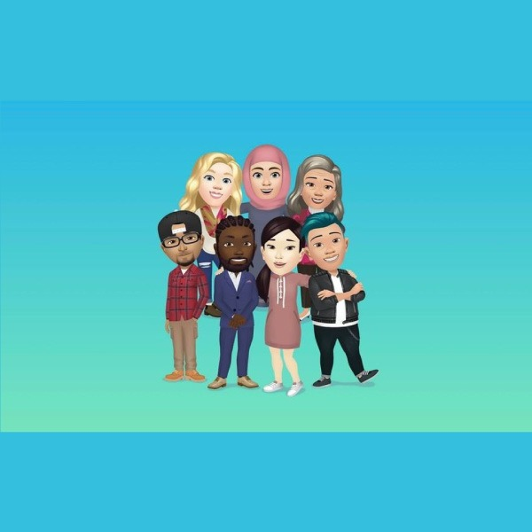 Llegan los nuevos 'avatares' a Facebook en comentarios, Stories y Messenger