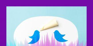 Así serán los tuits de audio en Twitter
