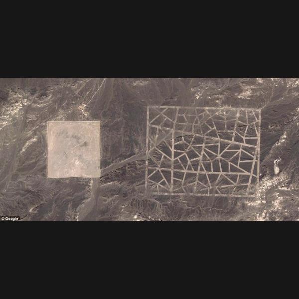 misteriosas fotos encontradas en Google Maps