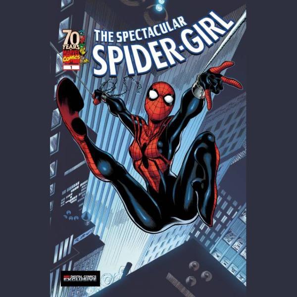Marvel prepara en secreto nueva película. / Foto Madame Web de Marvel Comics