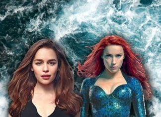 Emilia Clarke reemplazará a Amber Heard y será Mera en 'Aquaman 2'