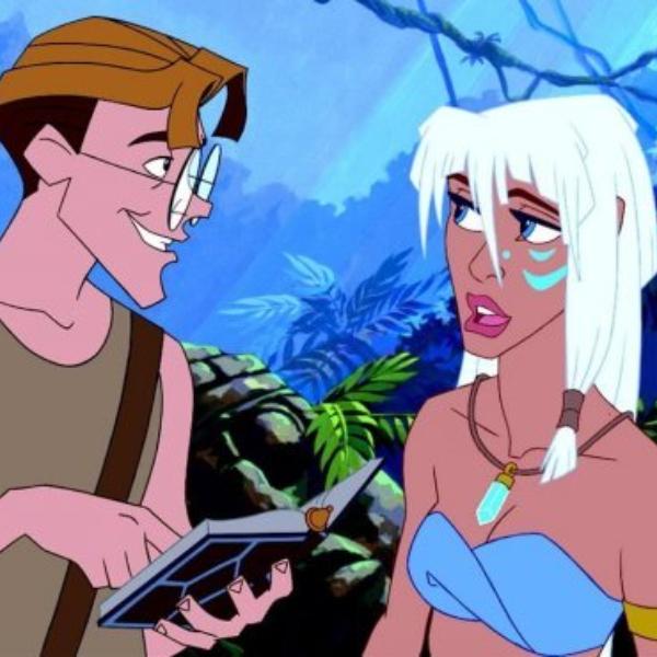 Atlantis: El imperio perdido Disney live-action