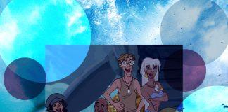 Atlantis: El imperio perdido live-action Disney