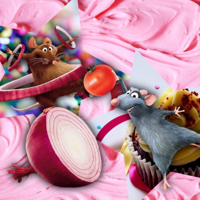 Cooking with Pixar recetas