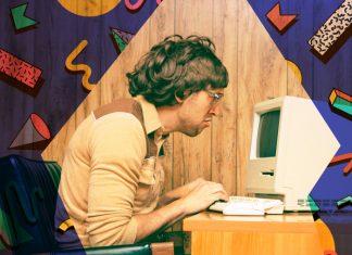 Cómo funcionaba el Internet antes. *Foto: Redacción
