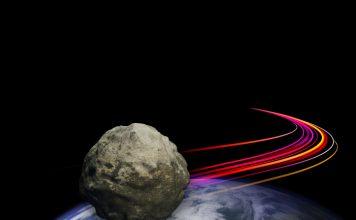 Fotos de la NASA de México visto desde el espacio. *Foto: Redacción