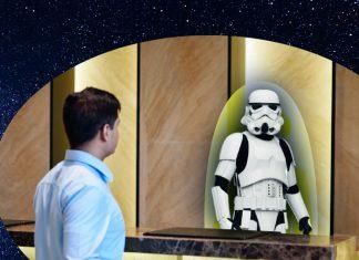 Así lucirá el nuevo hotel de Star Wars: Galactic Starcruiser en Disney. *Foto: Redacción