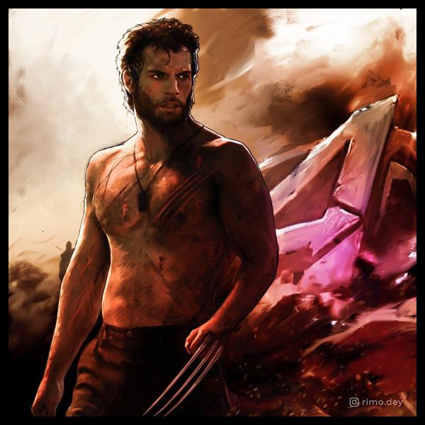 Hugh Jackman Wolverine Logan 2