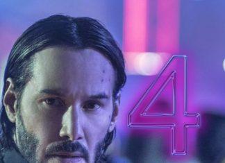 Keanu Reeves en John Wick 4