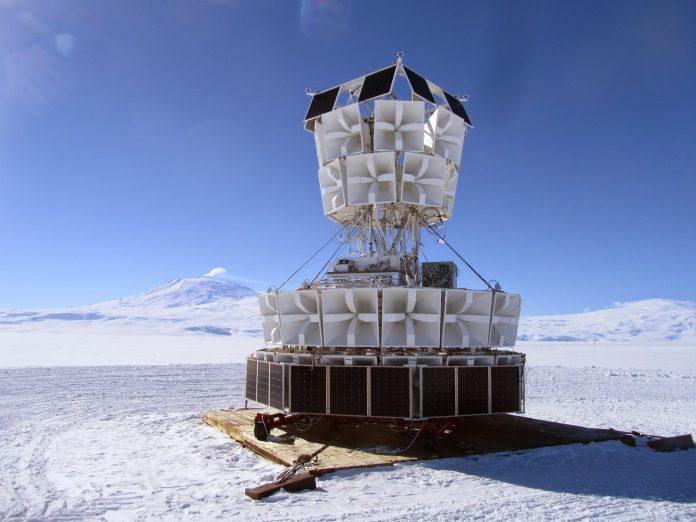 Antarctic Impulsive Transient Antenna (ANITA) es un proyecto colaborativo de varias universidades. *Foto: Ryan Nichol - UCL Physics & Astronomy