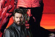Hugh Jackman Logan 2 Wolverine