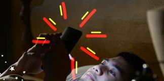 Modo mamá YouTube recuerda que nos tenemos que ir a dormir. *Foto: Redacción