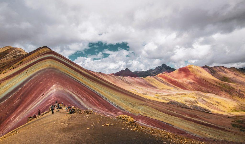 La Montaña de 7 Colores en Cusco .*Foto: Unsplash
