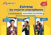 Estrena los mejores smartphones