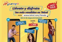 Llévate y disfruta los más vendidos en Telcel