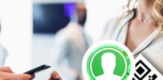 WhatsApp añade el uso de código QR para añadir contactos