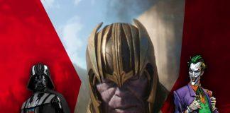 Thanos villanos del cine