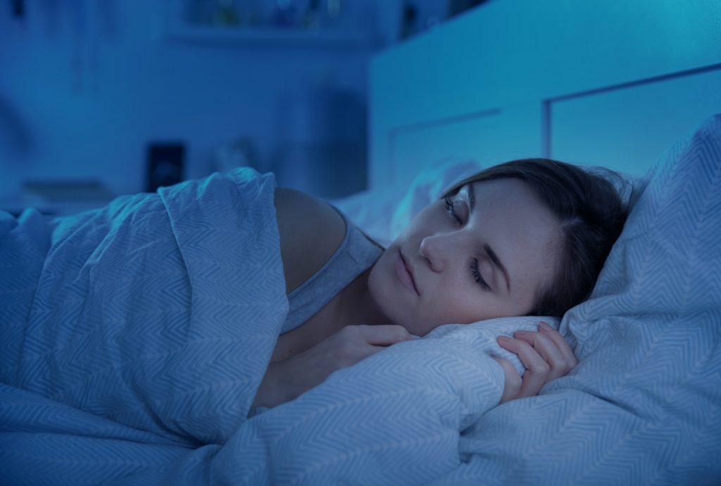 truco para conciliar el sueño