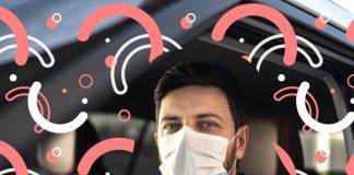 Uber presenta una tecnología de verificación de uso de cubrebocas en México. *Foto: Redacción