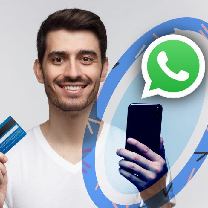 pagos móviles de WhatsApp