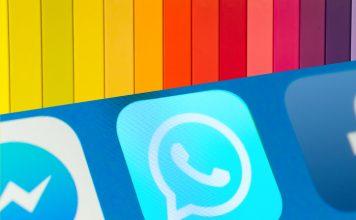 Cómo cambiar el color el ícono de WhatsApp