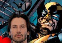 Keanu Reeves Wolverine